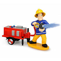 Фигурка Пожарный Сэм с пультом Dickie 3095008, фото 2