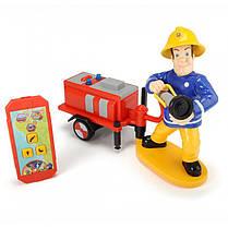 Фігурка Пожежний Сем з пультом Dickie 3095008, фото 3