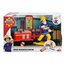 Фигурка Пожарный Сэм с пультом Dickie 3095008, фото 3