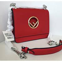 Красная сумочка Fendi (Классическая) - реплика