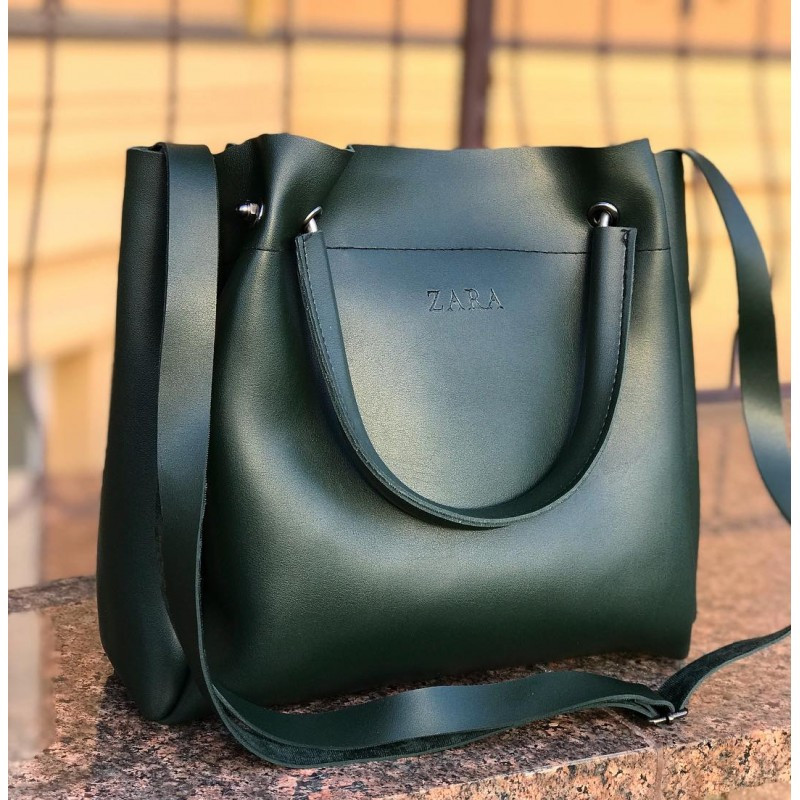 72279b16a5bb Черная сумочка Zara / Зара - реплика - Интернет-магазин