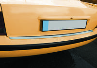 Накладка на задний бампер Volkswagen B5 седан
