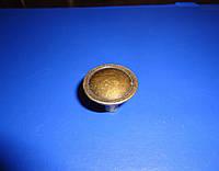 Ручка мебельная K-105 G4 бронза старая, фото 1