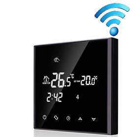 Терморегуляторы (програматори) для теплых полов и систем электрического отопления