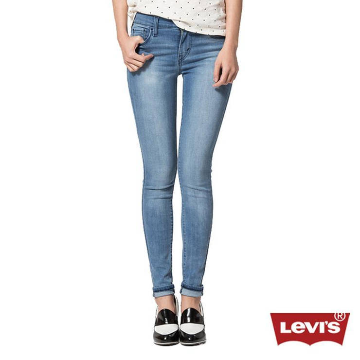 Джинсы женские Levi's Super skinny / W24L32 / w25l30 / w26l30 / w27l30 / w29l30 / Оригинал, фото 2