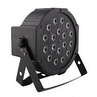 Светодиодный прожектор LED PAR 18*3W