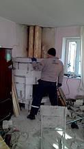 теплота в доме , монтаж дымоходов для твердотопливных котлов, камины монтаж, наши работы  9