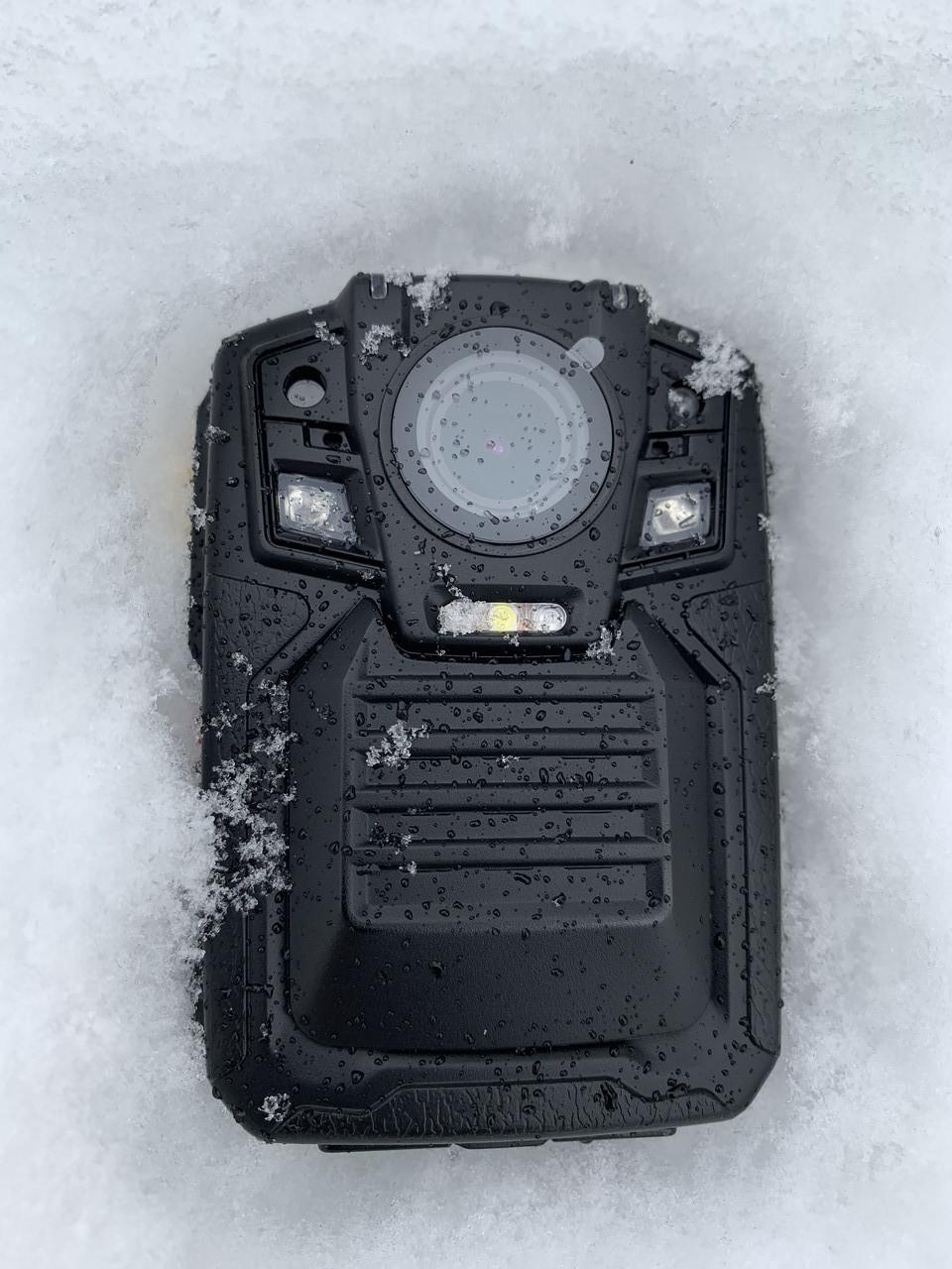 Носимый видеорегистратор Protect R-02A 64Gb
