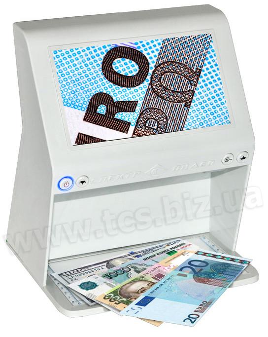 Спектр-Видео-7ML Універсальний відео-детектор валют