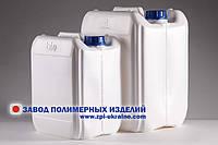 Евро Канистра пластиковая 20 литров K -20 .