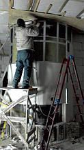 теплота в доме , монтаж дымоходов для твердотопливных котлов, камины монтаж, наши работы  20