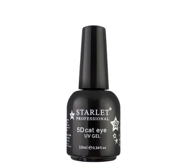Гель-лак Starlet Professional 5D Cat Eye