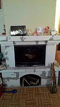 теплота в доме , монтаж дымоходов для твердотопливных котлов, камины монтаж, наши работы  33