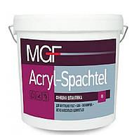 Шпаклівка MGF фінішна готова до застосування 8 кг