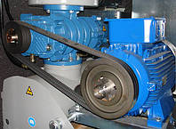 Ремонт роторной воздуходувки RBS - 55 Robuschi