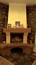 теплота в доме , монтаж дымоходов для твердотопливных котлов, камины монтаж, наши работы  39