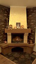 теплота в доме , монтаж дымоходов для твердотопливных котлов, камины монтаж, наши работы  40