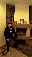 теплота в доме , монтаж дымоходов для твердотопливных котлов, камины монтаж, наши работы  41