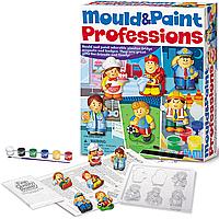 Набор для создания фигурок 4M Профессии (00-03545)