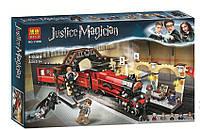 "Конструктор Bela 11006 ""Хогвартс-Экспресс"" (аналог Lego Harry Potter 75955), 832 детали, фото 1"