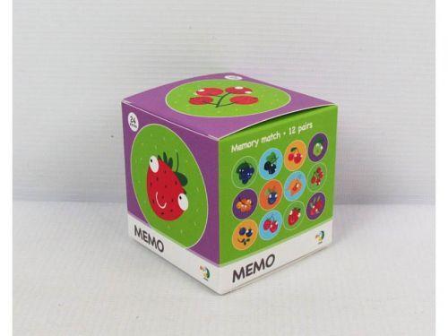"""Развивающая игра """"Мемо: ягодки""""  sco"""