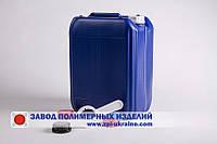 Канистра пластиковая  штабелируемая 20 литров  K 20