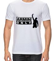 Футболка GeekLand Armin Van Buuren Армин ван Бюрен