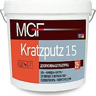 "Штукатурка ""Барашек"" MGF Kratzputz 1.5мм. 25 кг"