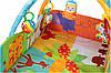 Развивающий коврик - манеж Зоопарк, фото 6