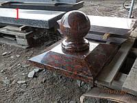 Шапки на столбы, фото 1