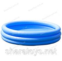 Детский надувной бассейн Crystal Blue