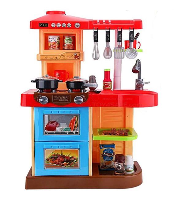 Большая детская кухня Doris