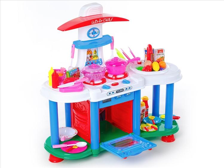 Детская кухня Kinderplay Little Chef
