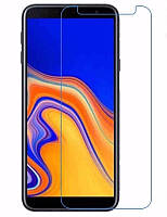 Защитное стекло Premium Tempered Glass 0.33mm (2.5D) для Samsung J6 2018, J600, фото 1