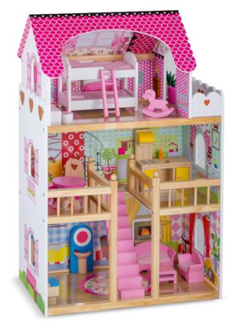 Домик для кукол фирмы Tobi Toys
