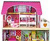 3-х этажный деревянный домик для кукол Sapphire SK-02, фото 3