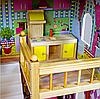 3-х этажный деревянный домик для кукол Sapphire SK-02, фото 4