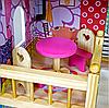 3-х этажный деревянный домик для кукол Sapphire SK-02, фото 5