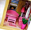3-х этажный деревянный домик для кукол Sapphire SK-02, фото 7