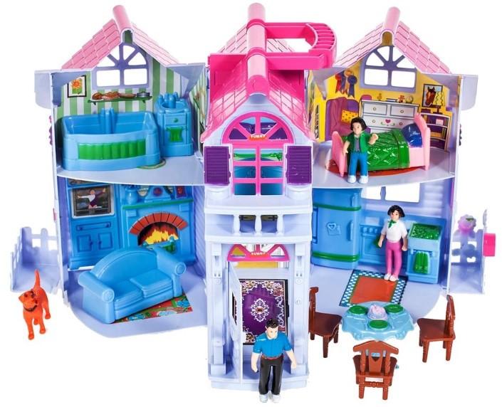 Домик для кукол My Sweet Home