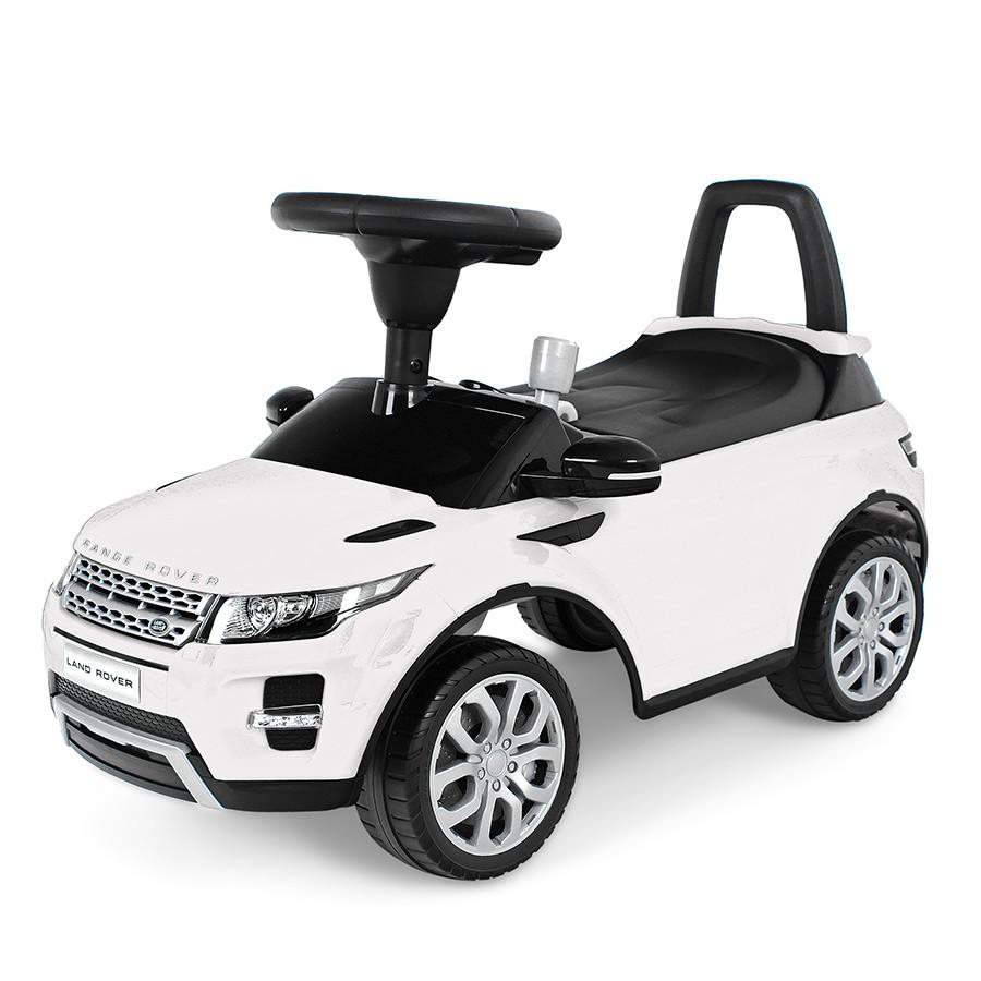 Машинка-каталка Range Rover (белая)