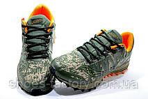Кроссовки для бега в стиле Saucony Peregrine 7 Arctic, Khaki\Green, фото 3