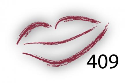 Карандаш для губ Parisa Цвет 409