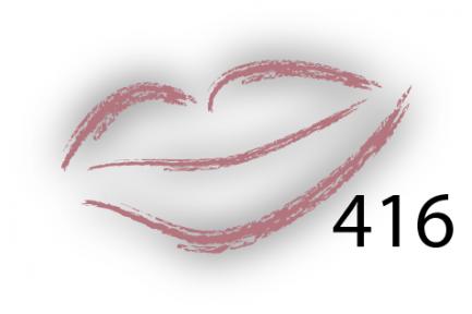 Карандаш для губ Parisa Цвет 416