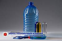 Пластиковая бутылка ПЭТ 5 литров «Кристал»