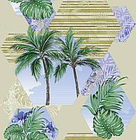 Обои влагостойкие мойка Гавайи 2184 (остат 1 рул)