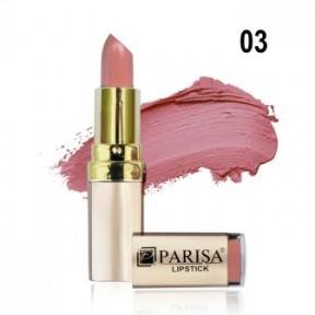 Помада Parisa L-01 Цвет 3