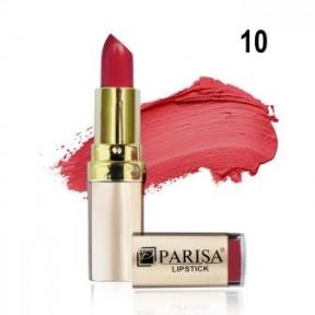 Помада Parisa L-01 Цвет 10