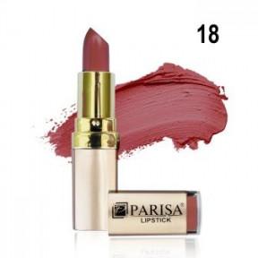 Помада Parisa L-01 Цвет 18