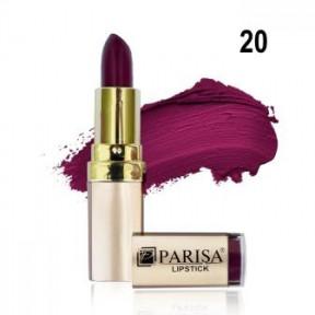 Помада Parisa L-01 Цвет 20